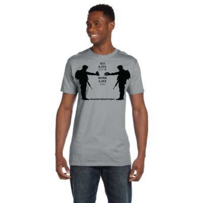All Gave Some, Some Gave All Graphic Tee