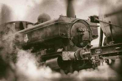 The golden age of steam lives on in South Devon