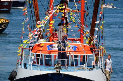 Brixham Trawler Race 2017
