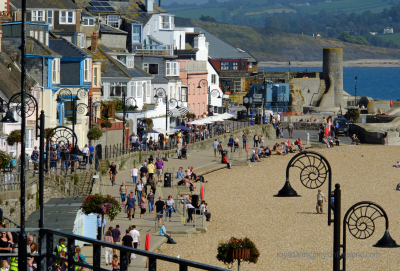 Visiting Lyme Regis - Going back to the Jurassic Coast