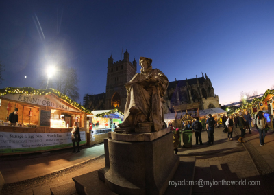 Christmas in Exeter 2017