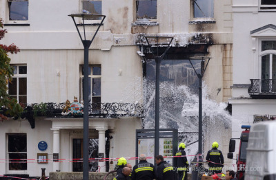 Royal Clarence After The Fire - part one