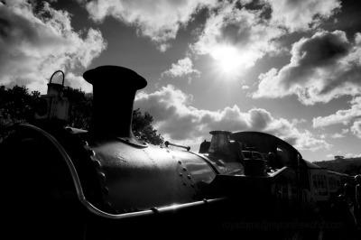 Steaming Through Devon part 2