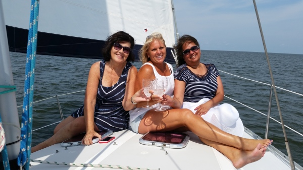 Sailing Friends