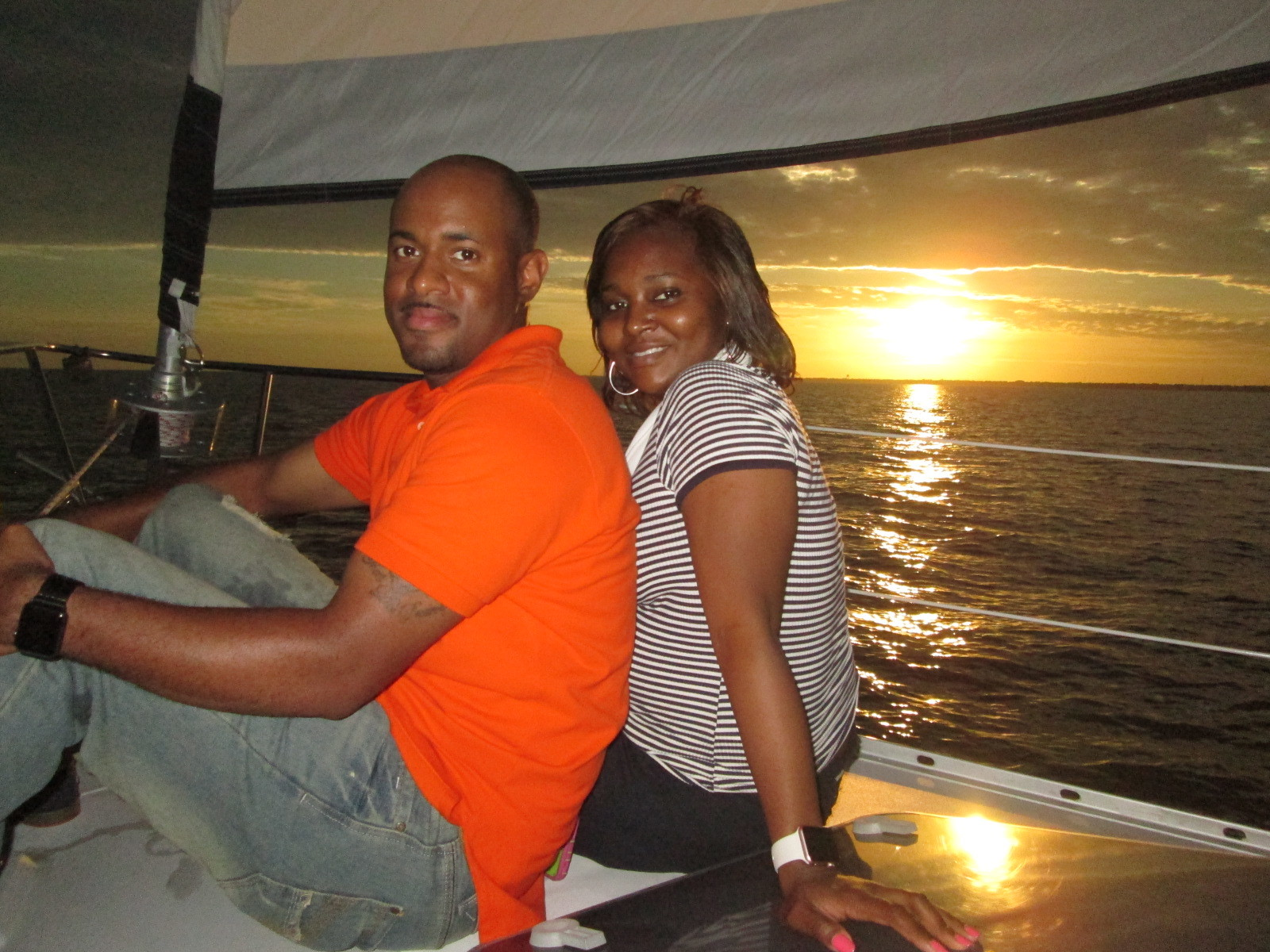 Romantic Sunset Charter