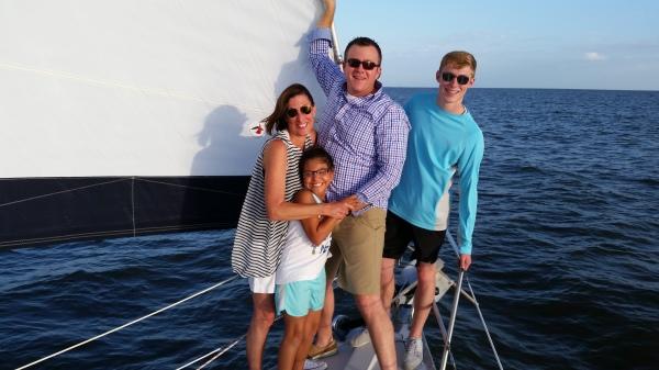 Sailing Fun