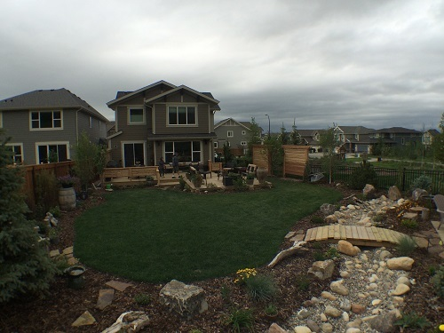 Backyard Calgary designs