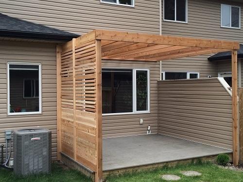 Condo Deck Designs
