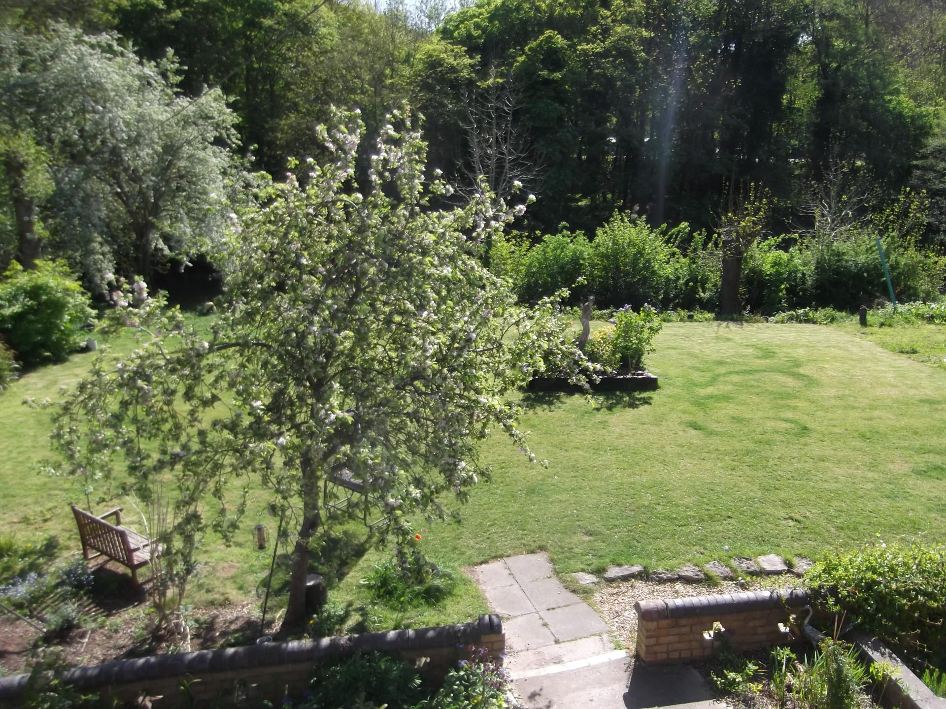 Garden & River View 2