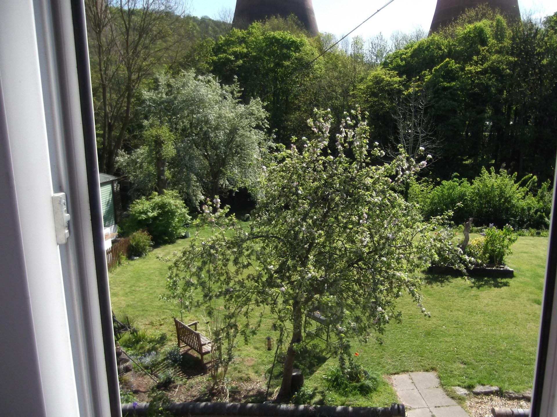 Garden & River View 3