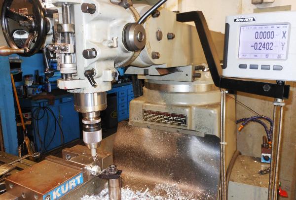 Precision Machine Work