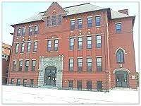 Saint Louis School main building