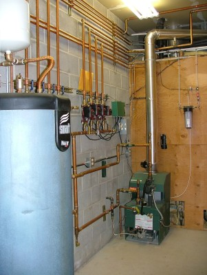Water Heaters and Tanks