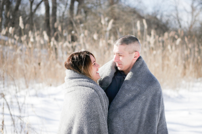 Stephanie and Mike (engagement session)