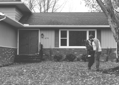 The Warner's first home!