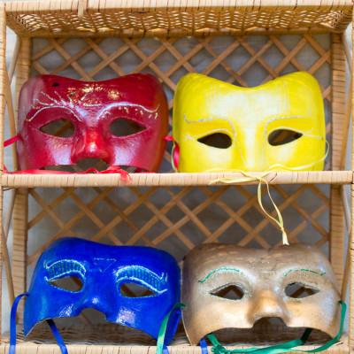 Elemental Masks