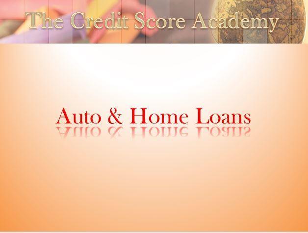 Auto's & Home Loans