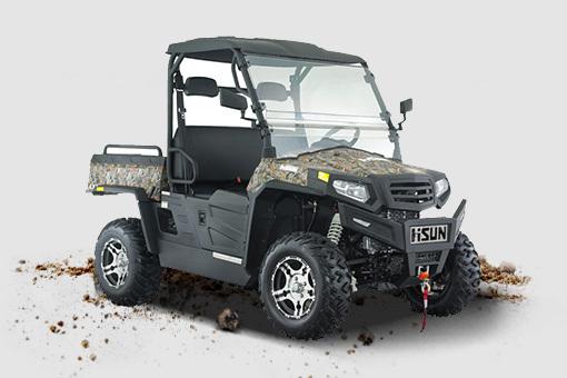 HISUN SECTOR 750 STARTING AT: $9,999