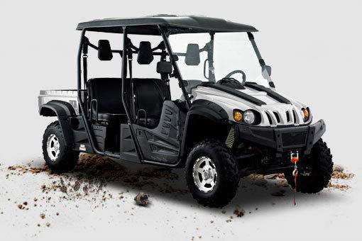 HISUN HS 750 CREW STARTING AT: $11,999