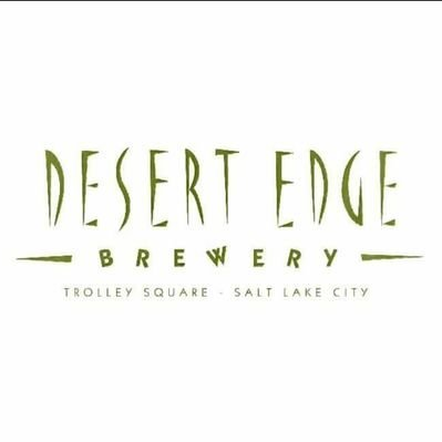 """desert edge brewery Desert edge brewery, otherwise known as """"the pub"""" has been a salt lake city staple of mine since before i can remember if you're a ute fan and frequent the ute."""