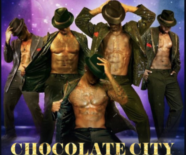 Chocolate City!!