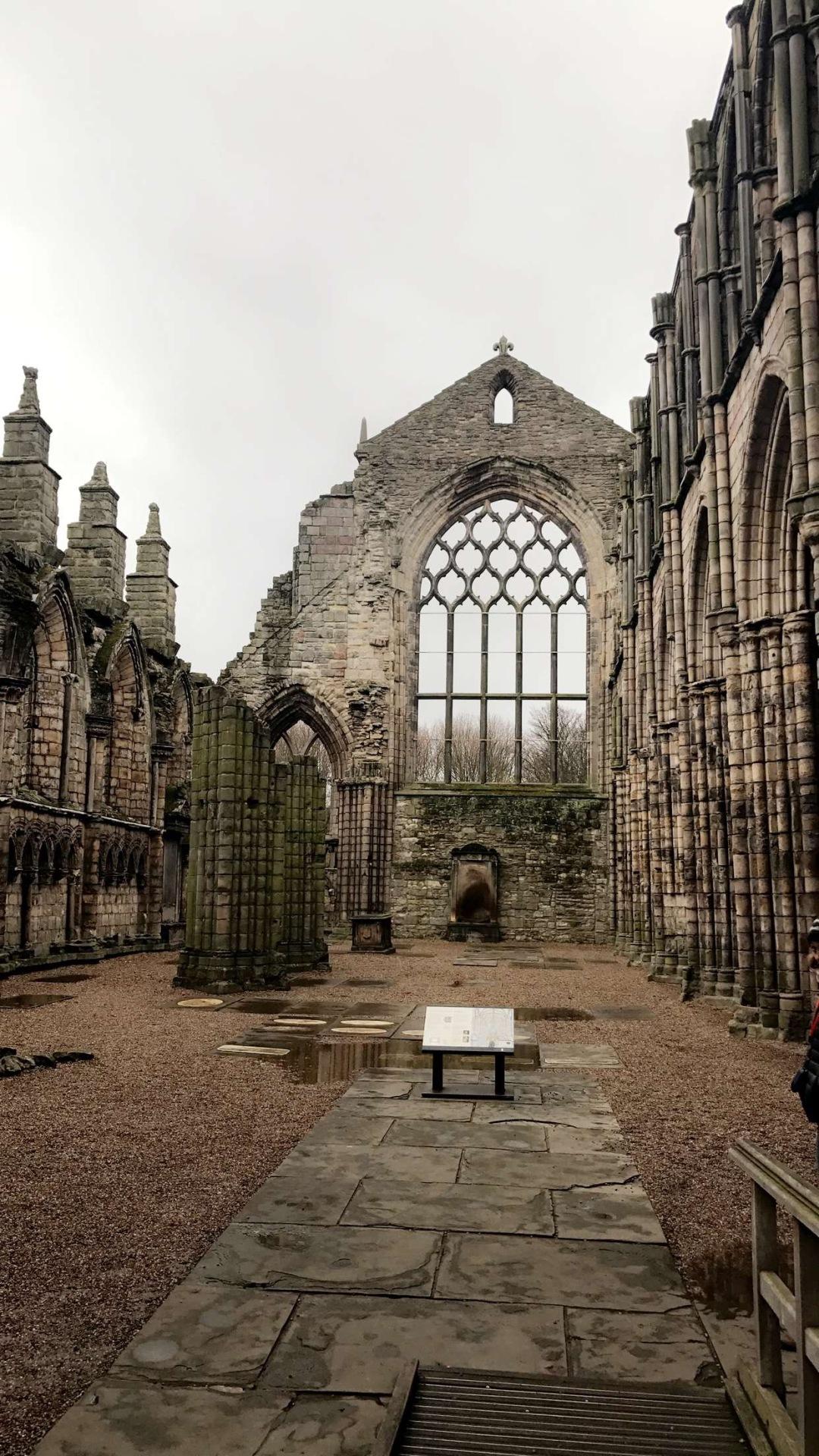 Edinburgh!
