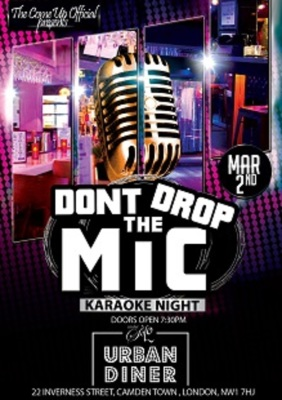 DONT DROP THE MIC