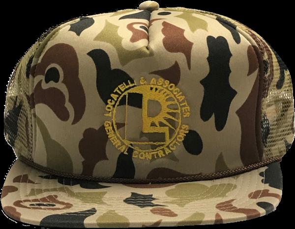 Locatelli Hat 1 - Camouflage 1