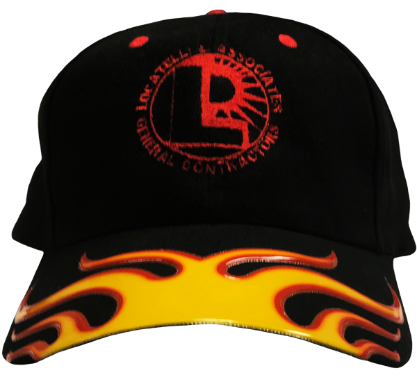 Locatelli Hat 2 - Flames