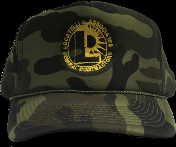 Locatelli Hat 3 - Camouflage 2