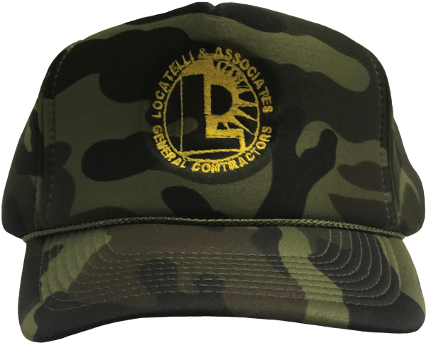 Locatelli Hat 3 - Camouflage 2