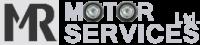 M R Motors Logo