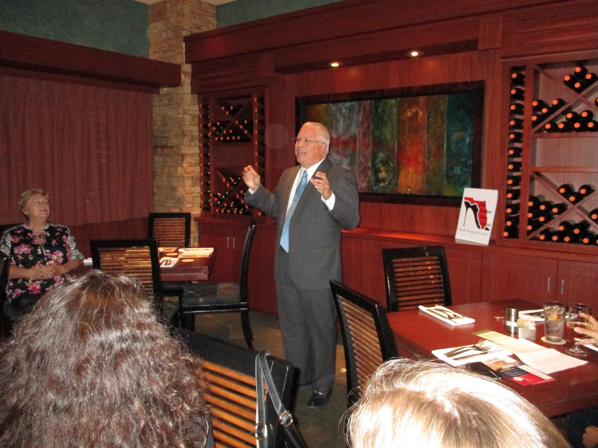 Carlos Beruff, Florida Senate Candidate 2016