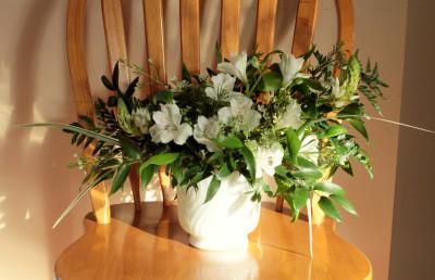 Weekly Flower Program