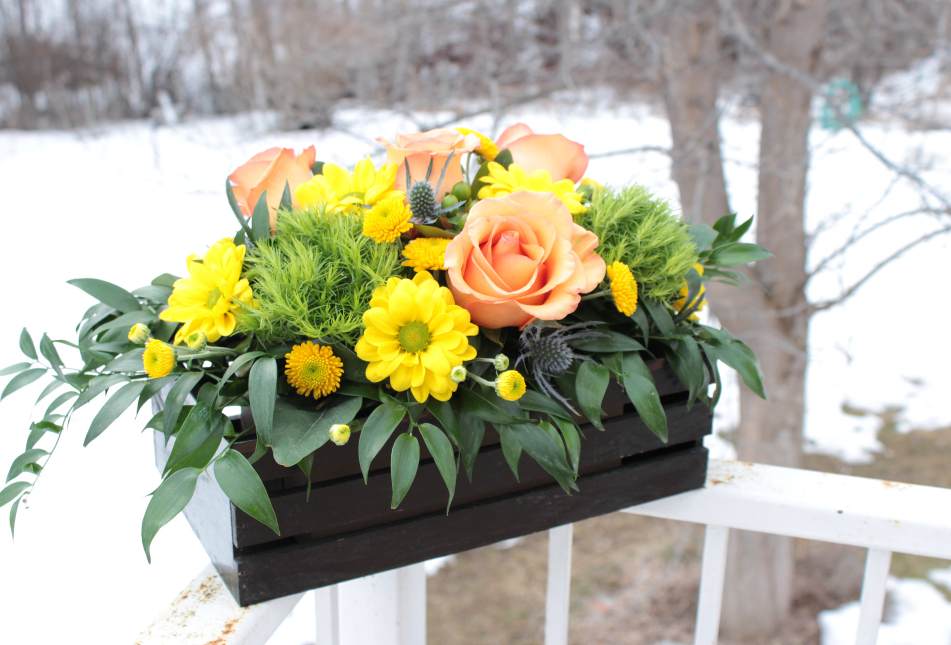 One-of-a-kind Arrangements