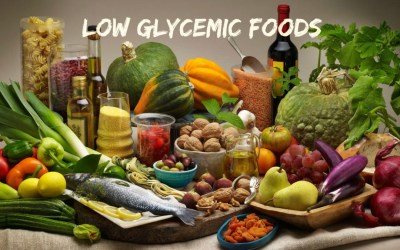 Low Glycemic (all day)