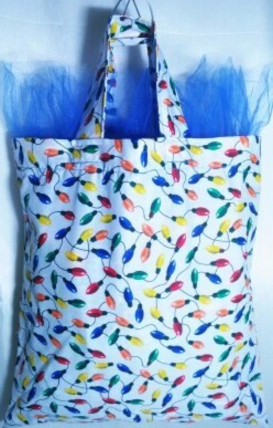 Medium Xmas tote Bag