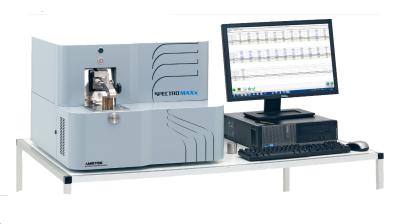 Arc/Spark OES Metal Analyser - SPECTROMAXx