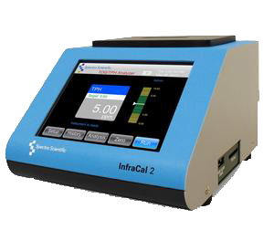 Oil In Water/Soil Analyser - InfraCal 2 TRANS-SP