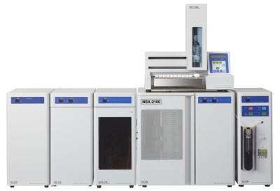 Nitrogen, Sulfur & Halogen Detector - NSX-2100H/V