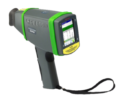 Handheld ED-XRF Analyser - SPECTRO xSort Non-Alloy