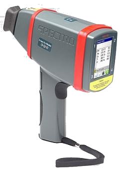 Handheld ED-XRF Analyser - SPECTRO xSort Alloy
