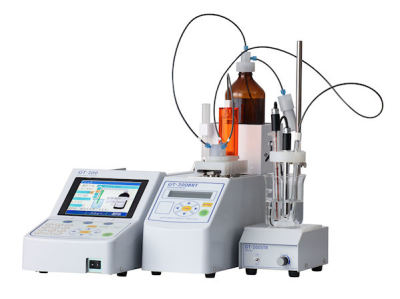 Automatic Potentiometric Titrator - GT200