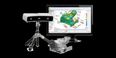 Portable Scanner & 3D Printer