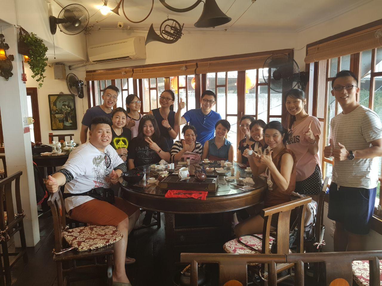 HR, SCM & XRI Trip