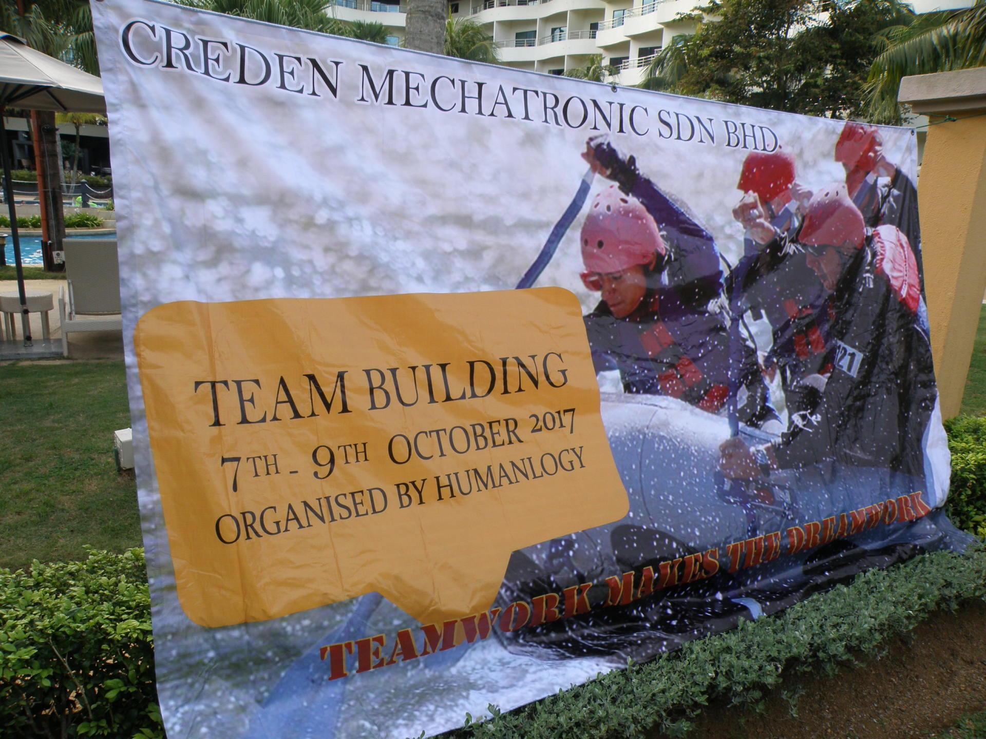 CRM Team-building 2017