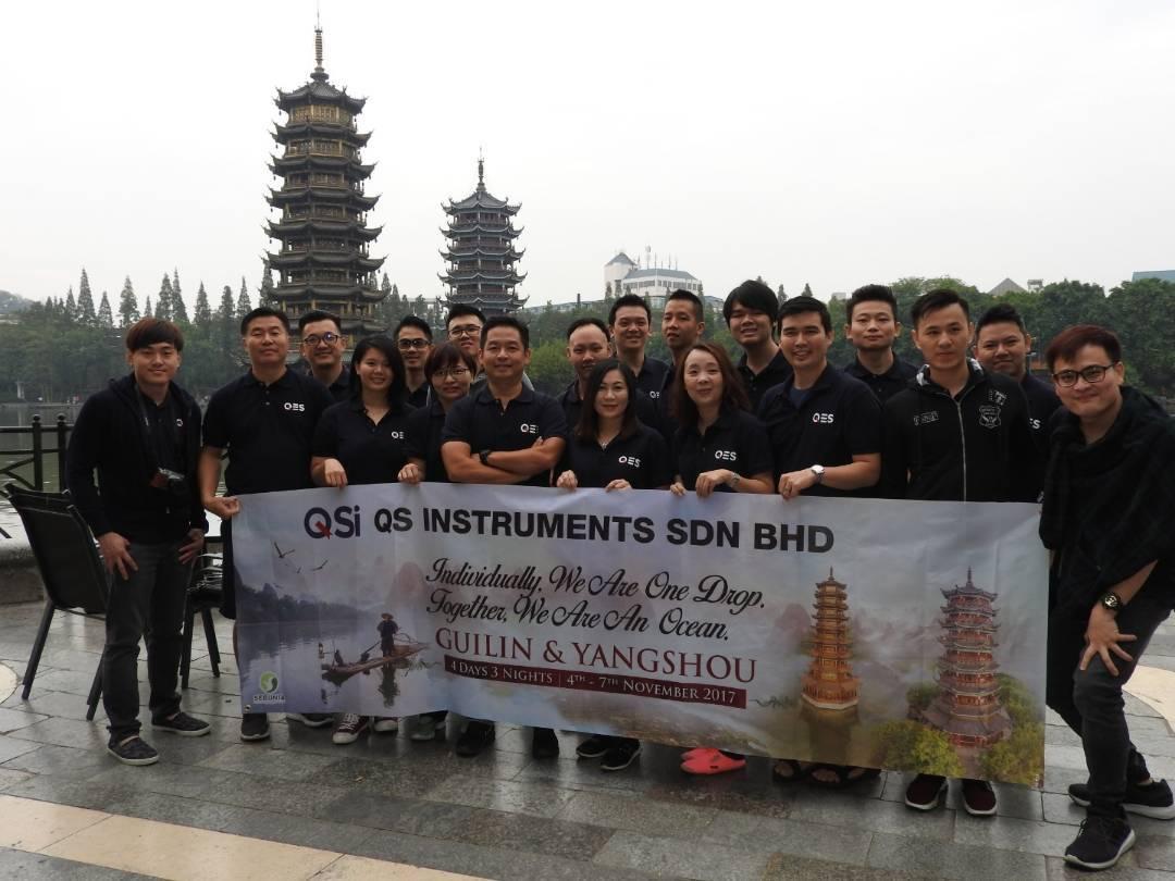 QSI Guilin Trip