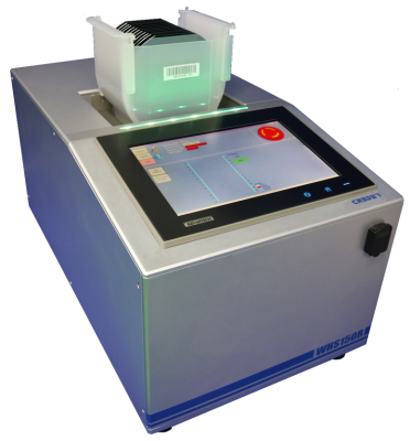 Wafer ID Reading & Marking System Series