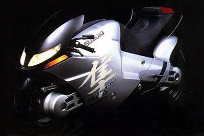 2018 Suzuki Hayabusa