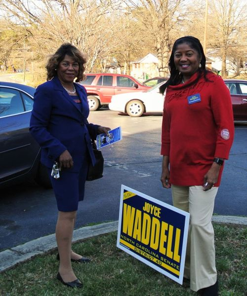 Waddell for Senate District 40
